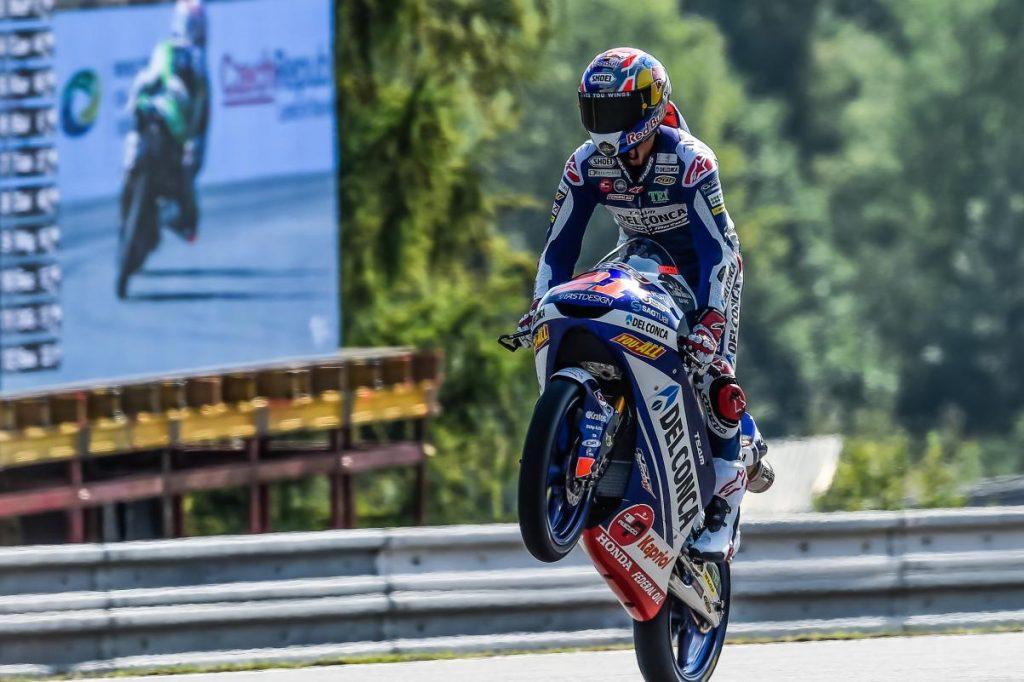 Moto3 | GP Repubblica Ceca: finalmente la prima per Di Giannantonio
