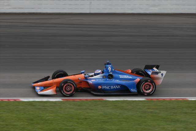 Indycar | Gateway 500: Qualifiche annullate, Dixon in pole position