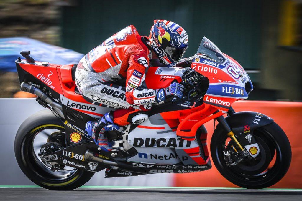 MotoGP | GP Repubblica Ceca: nella sfida a tre vince Dovizioso
