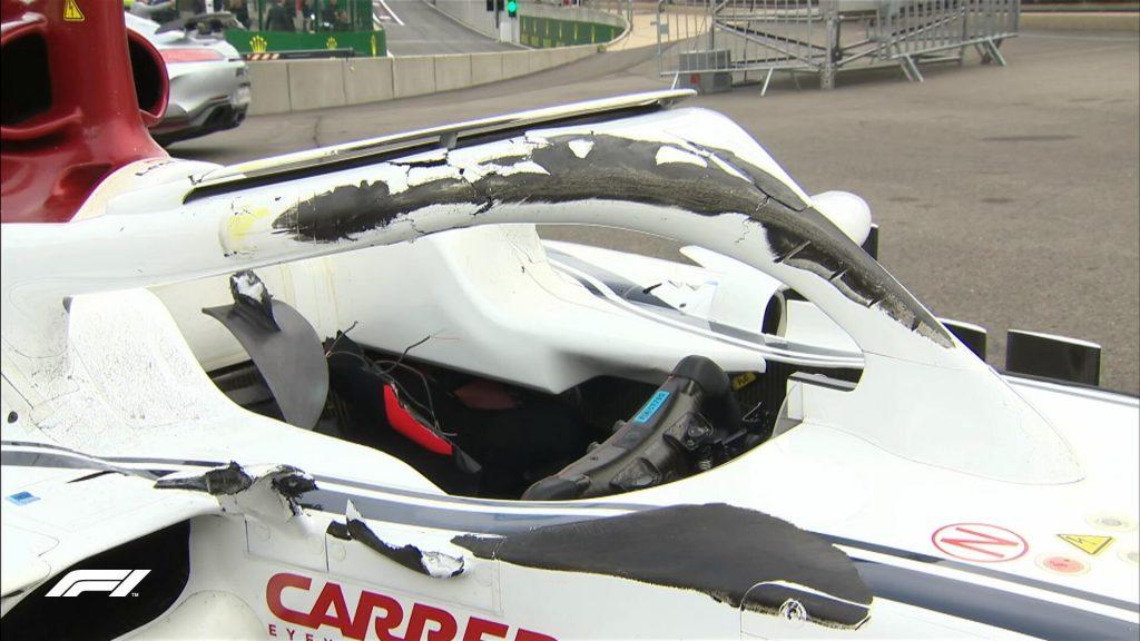 F1 | Halo ha salvato la vita a Charles Leclerc?