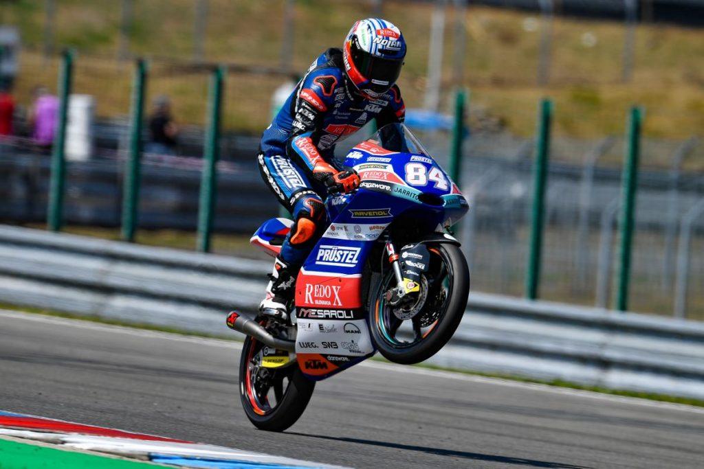 Moto3 | GP Repubblica Ceca: Kornfeil mette la zampata a Brno