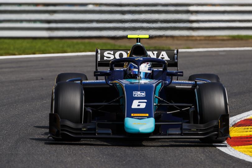 F2 | GP Belgio: Latifi conquista la sprint race, Norris recupera su Russell