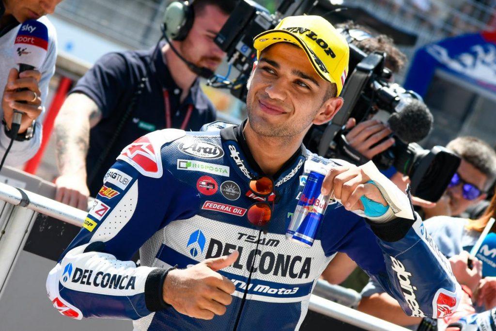 Moto3 | GP Gran Bretagna: Martín in pole position a Silverstone