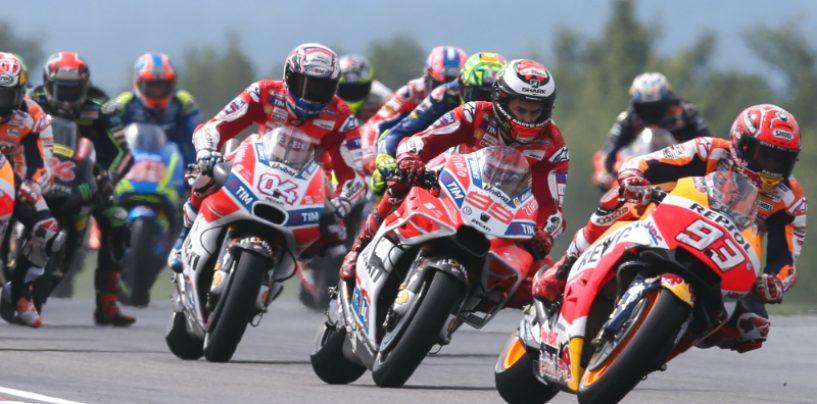 """<span class=""""entry-title-primary"""">Motomondiale   GP Repubblica Ceca 2018 - Anteprima</span> <span class=""""entry-subtitle"""">Si arriva al giro di boa con un grande vantaggio nella generale per Marc Márquez in MotoGP</span>"""