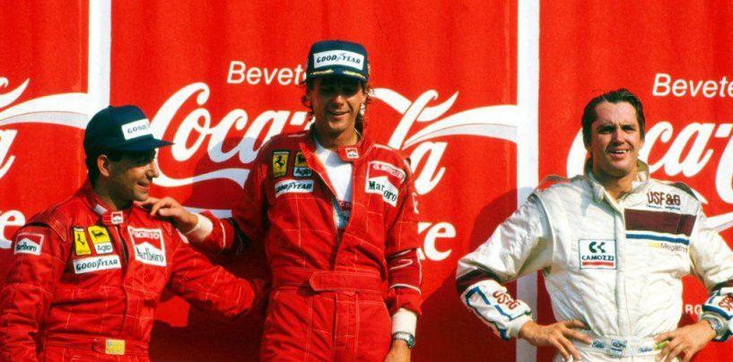 """<span class=""""entry-title-primary"""">Eddie Cheever e il podio di Monza 1988</span> <span class=""""entry-subtitle"""">Il terzo posto dell'""""americano di Roma"""" con la Arrows, alle spalle delle Ferrari</span>"""