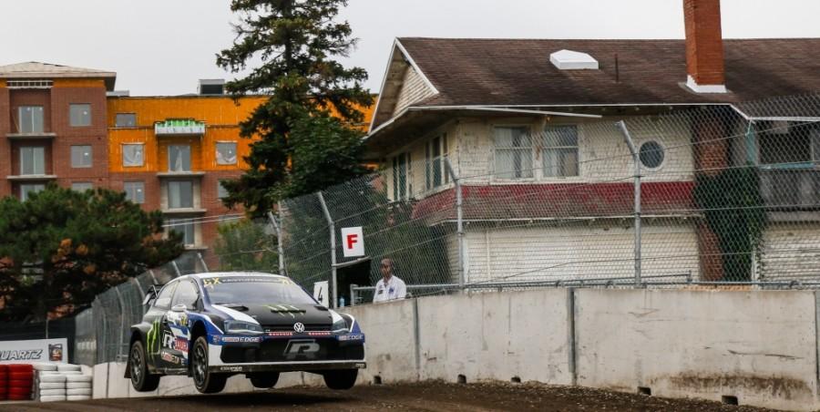 WRX   Canada: ancora Kristoffersson per la sesta dell'anno, davanti alle Peugeot