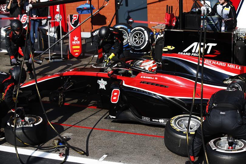 F2 | GP Italia: Russell torna in pole, Norris solo settimo