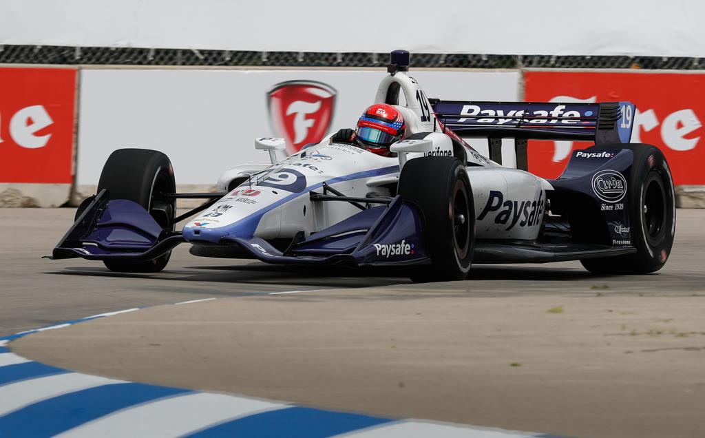 Indycar | Ferrucci torna in Indycar per le ultime due gare della stagione