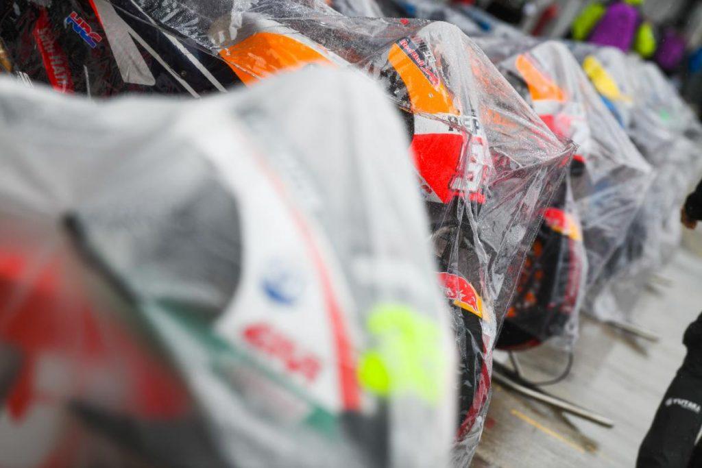 Motomondiale   Cancellate per maltempo le gare di Silverstone