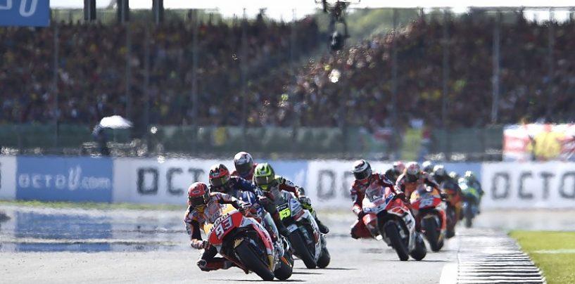 "<span class=""entry-title-primary"">Motomondiale | GP Gran Bretagna 2018 - Anteprima</span> <span class=""entry-subtitle"">Dopo due vittorie Ducati, Márquez medita il contrattacco nell'aeroporto inglese</span>"