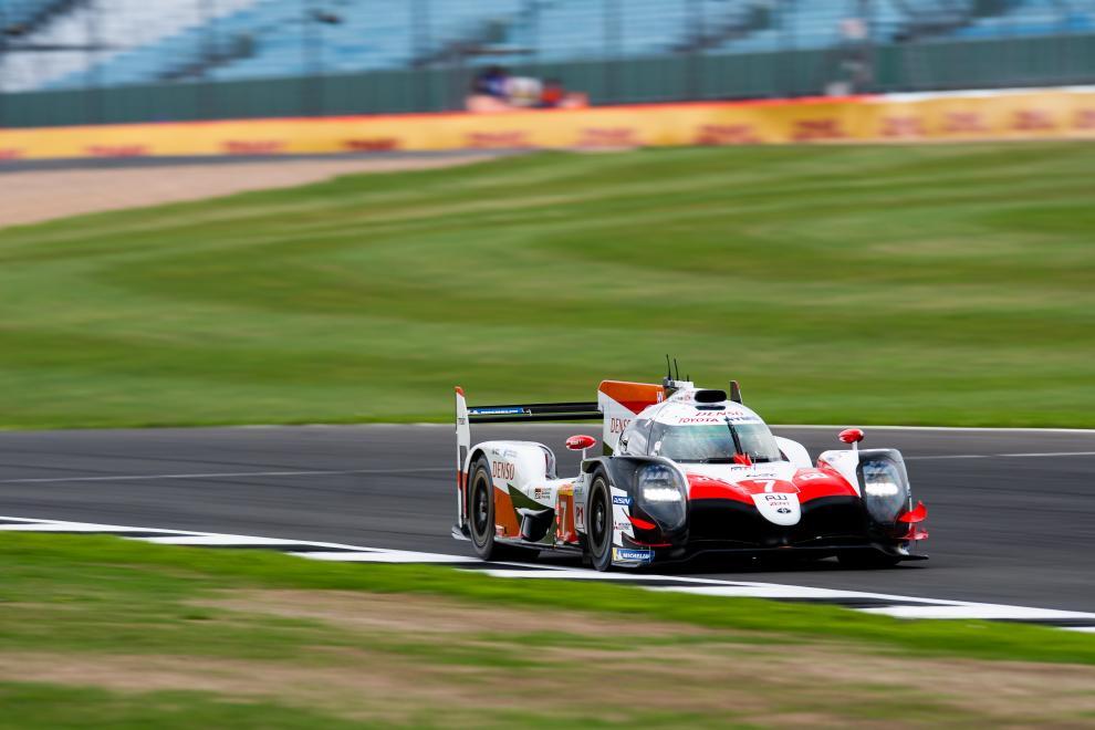 WEC | Silverstone: nuova doppietta Toyota in qualifica, #7 in pole