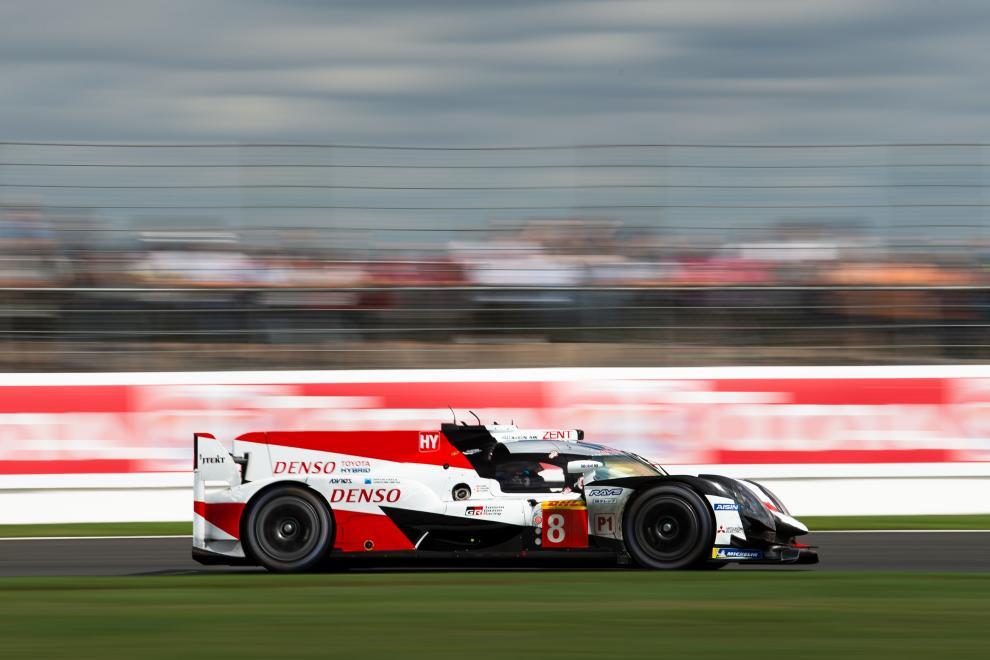 WEC | Silverstone: tre su tre per la Toyota #8, Ferrari conquista la GTE-Pro