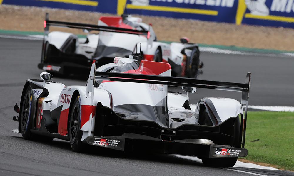 WEC   Silverstone: Toyota escluse, vince la Rebellion #3