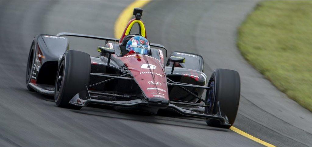 Indycar | Aggiornamento su Robert Wickens