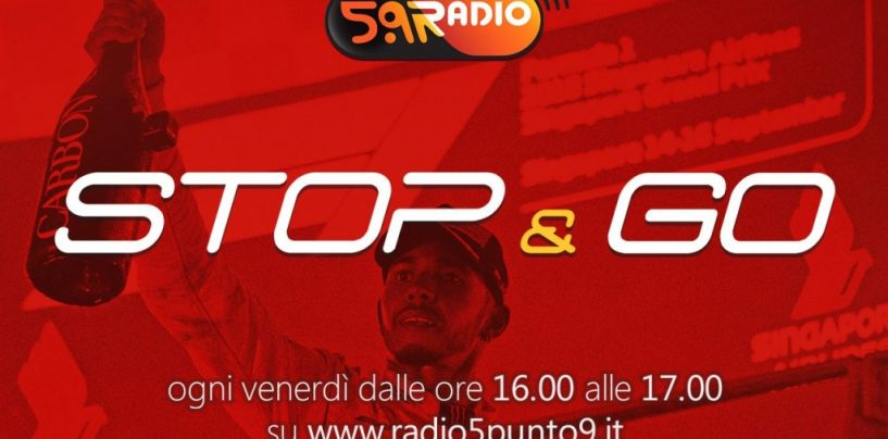 """<span class=""""entry-title-primary"""">""""Stop&Go"""" live venerdì 21 settembre alle ore 16.00 su Radio 5.9</span> <span class=""""entry-subtitle"""">La trasmissione di P300 in diretta fino alle 17</span>"""