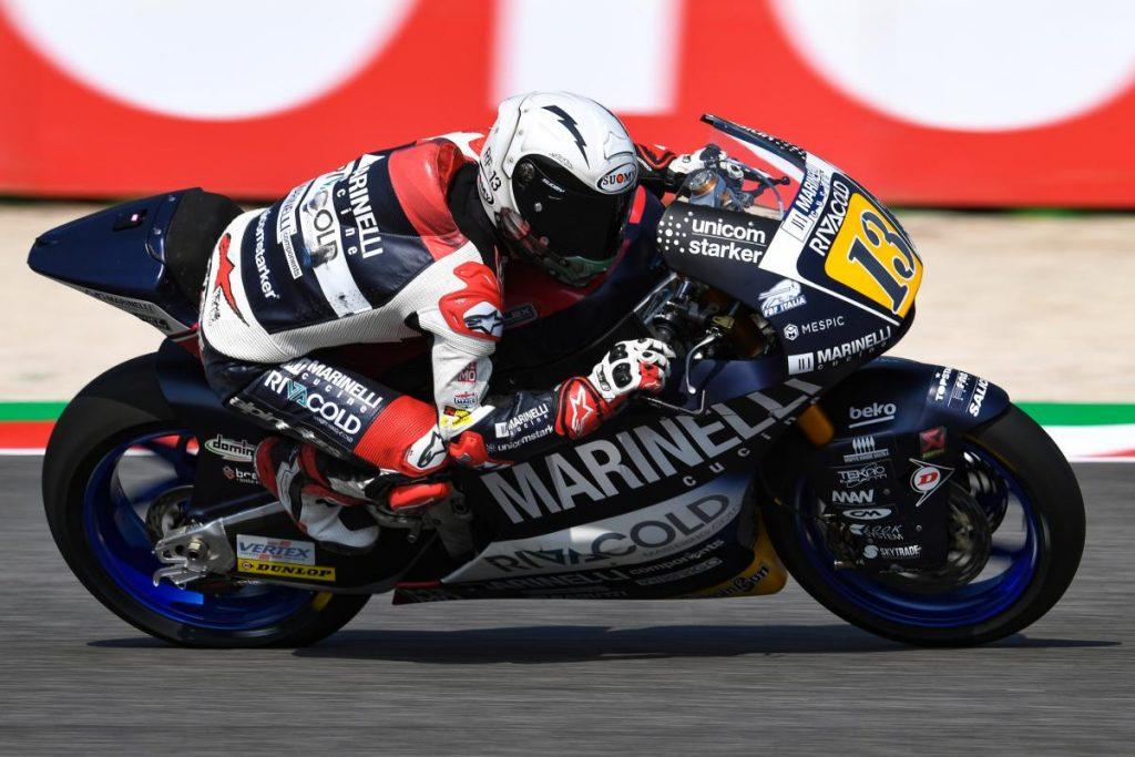 Moto2 | Due gare di squalifica a Fenati per l'assurda manovra su Manzi nel GP di San Marino