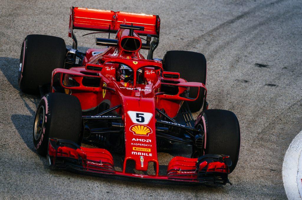 F1 | GP Singapore, FP3: Ferrari davanti con Vettel e Raikkonen