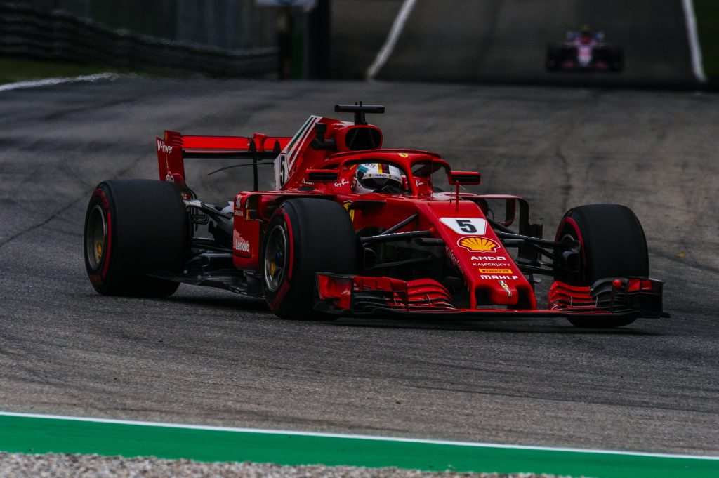 F1 | GP Italia, FP3: Vettel di poco su Hamilton, poi Raikkonen