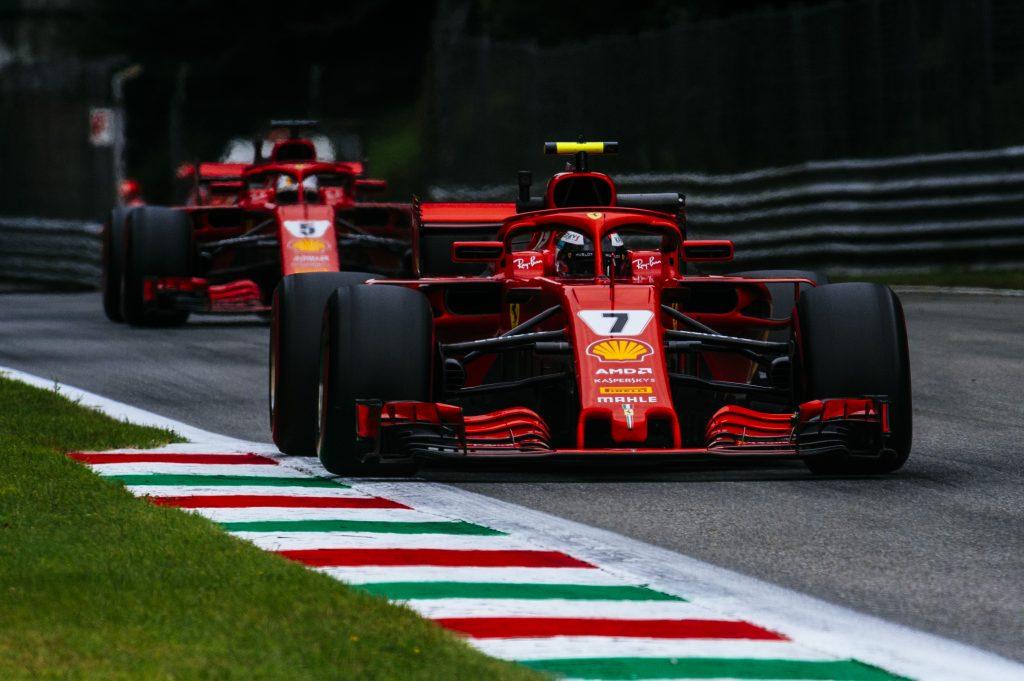 F1 | GP Italia, Kimi Raikkonen fa esplodere Monza! La pole è sua!