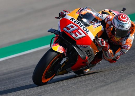 MotoGP | GP Aragón, sintesi prove libere