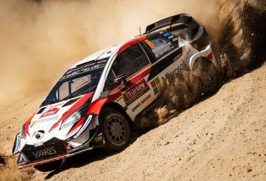WRC | Turchia: Ogier out, Tänak clamorosamente al comando