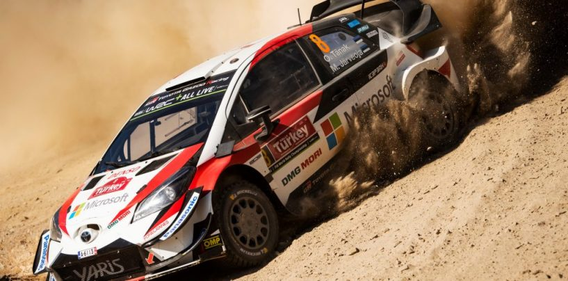 "<span class=""entry-title-primary"">WRC | Turchia: Ogier out, Tänak clamorosamente al comando</span> <span class=""entry-subtitle"">Anche Mikkelsen paga problemi meccanici, doppietta Toyota</span>"