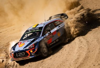 WRC | Turchia: problemi per Neuville e Ogier, Mikkelsen torna in testa
