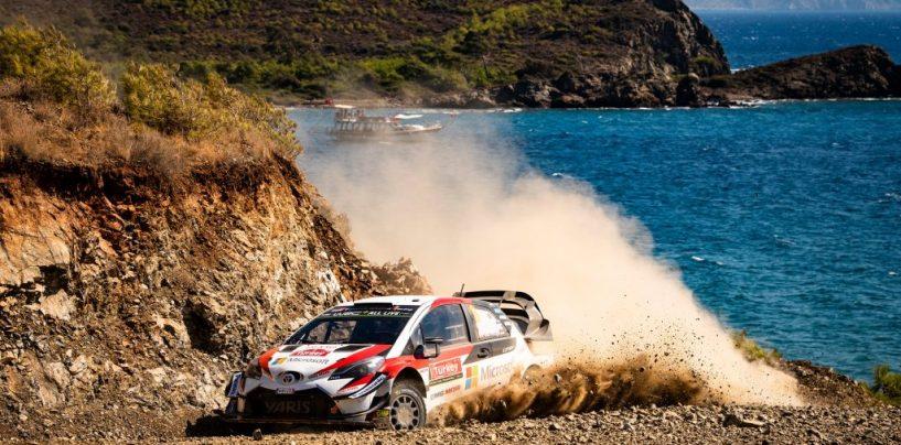"<span class=""entry-title-primary"">WRC | Tänak vince anche in Turchia e riapre la lotta mondiale!</span> <span class=""entry-subtitle"">Neuville si consola con la Power Stage, vinta davanti a Ogier</span>"