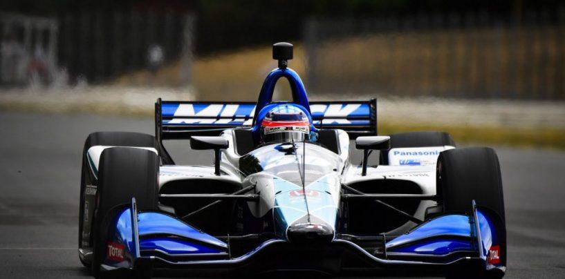 "<span class=""entry-title-primary"">Indycar | GP Portland: Sato vince a sorpresa</span> <span class=""entry-subtitle"">Dixon estende la leadership nonostante un incidente al primo giro</span>"