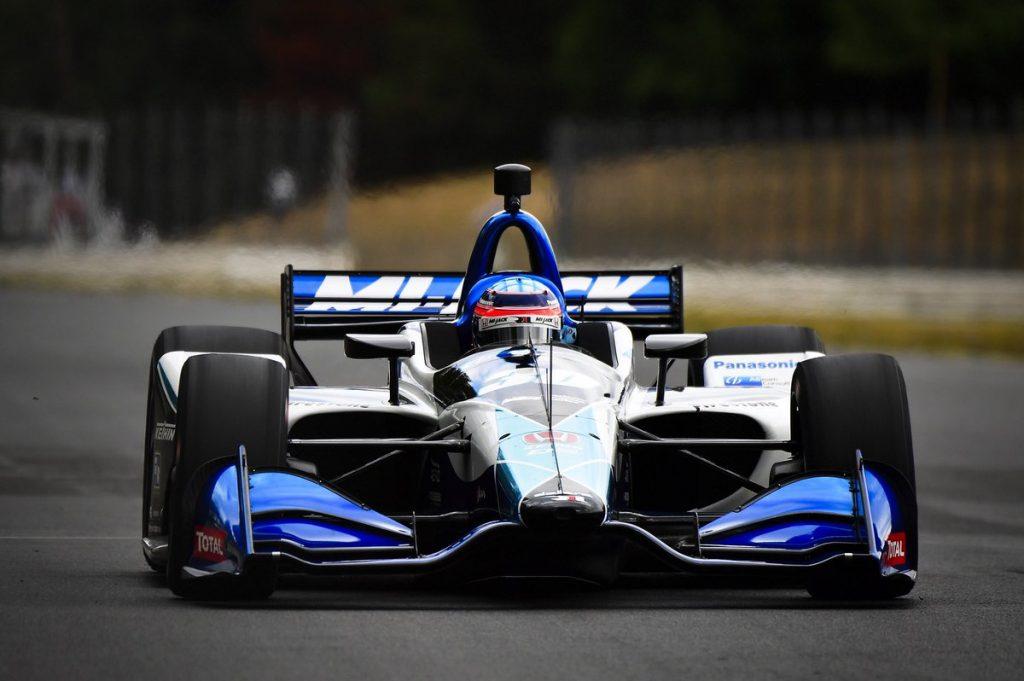 Indycar | GP Portland: Sato vince a sorpresa
