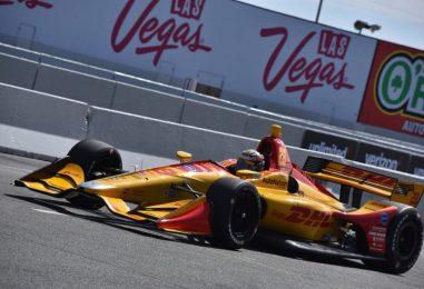 Indycar | GP Sonoma: Hunter-Reay il più veloce al venerdì