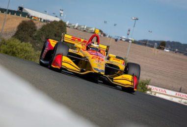Indycar | Hunter-Reay torna in pole position dopo 4 anni