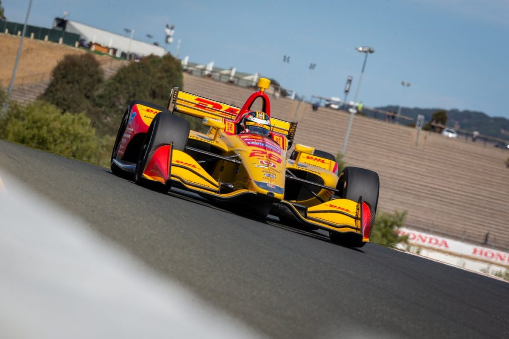 Indycar | Hunter-Reay torna in pole position dopo 4 anni