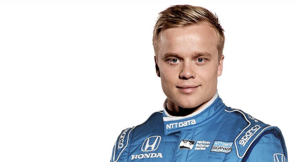 Indycar | Rosenqvist è il nuovo pilota di Ganassi per il 2019