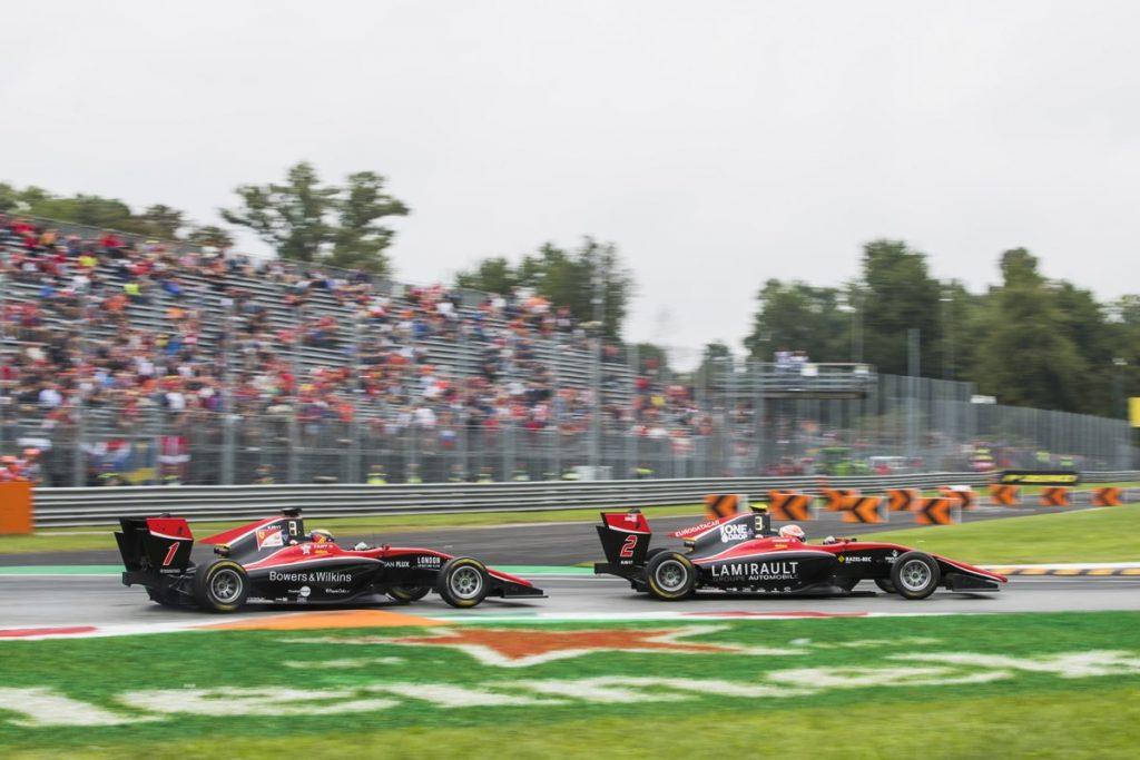 GP3 | GP Italia: Ilott e Hubert squalificati da gara-2