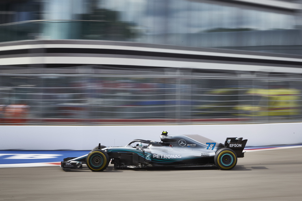 F1 | GP Russia, qualifiche: sesta pole per Valtteri Bottas davanti a Hamilton. Ferrari in seconda fila