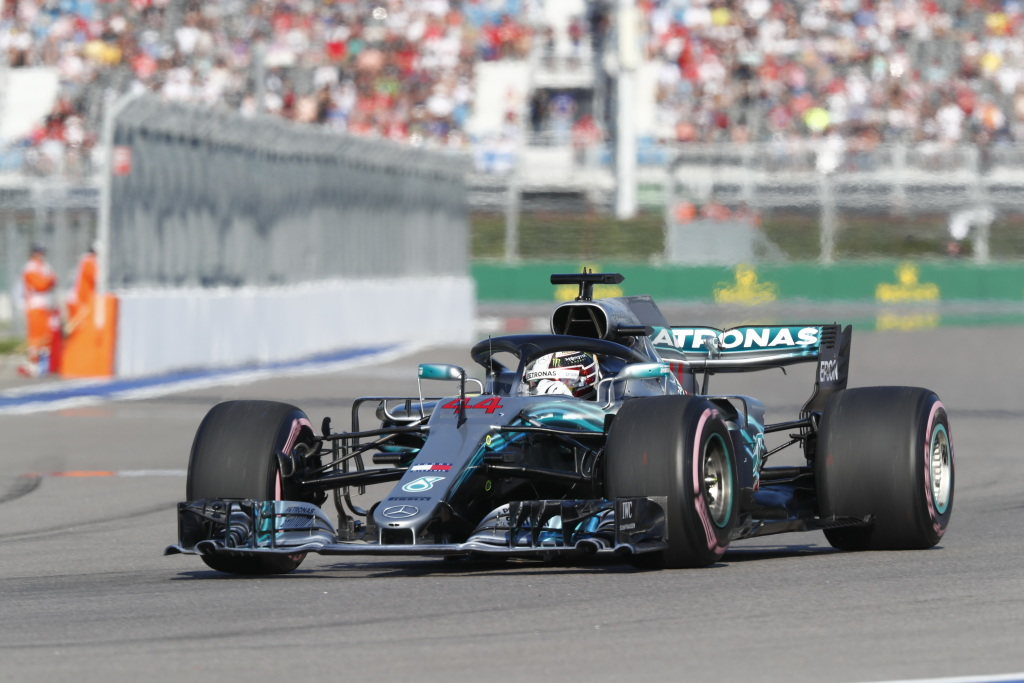 F1   Gran Premio di Russia: Hamilton vince ancora ed ipoteca il titolo