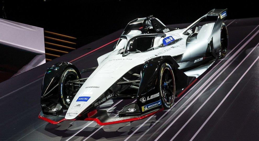 Formula E | Nissan affianca Alexander Albon a Buemi per il suo debutto
