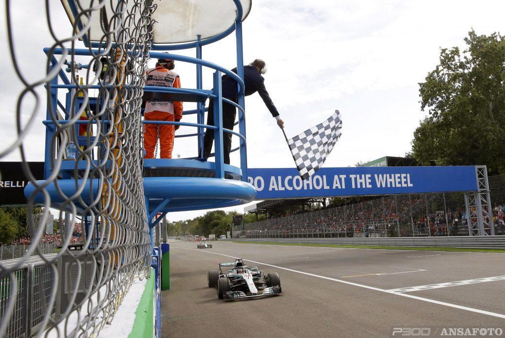 F1 | Hamilton conquista il GP d'Italia davanti a Räikkönen, Vettel spreca ancora