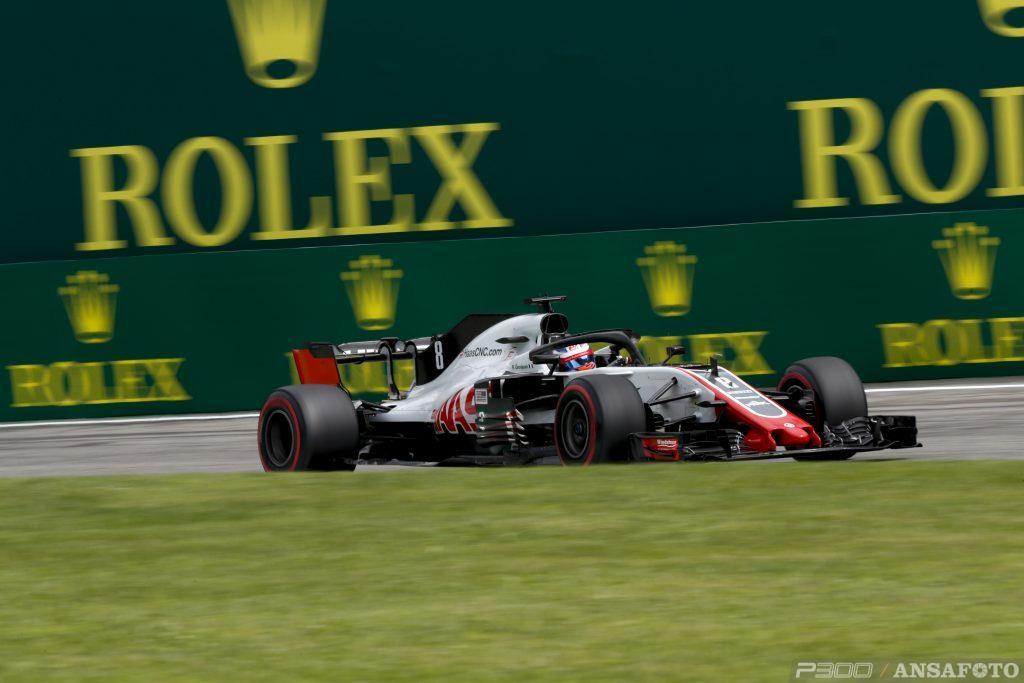 F1 | GP d'Italia: squalificata la Haas di Romain Grosjean
