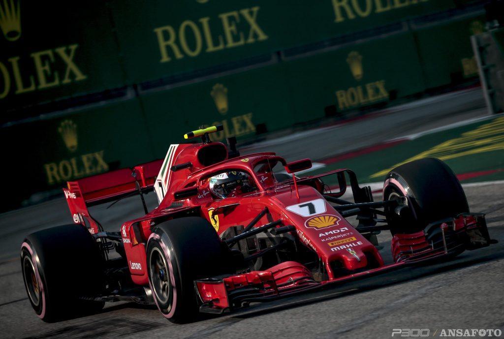 F1 | GP Singapore: Kimi Räikkönen il più veloce nella FP2