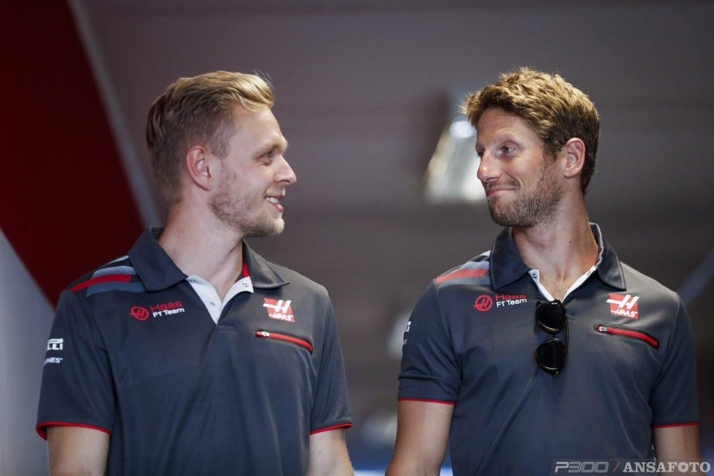 F1   Haas conferma Grosjean e Magnussen per il 2019