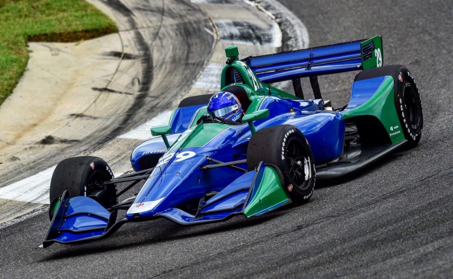 Indycar | Test al Barber per Alonso: