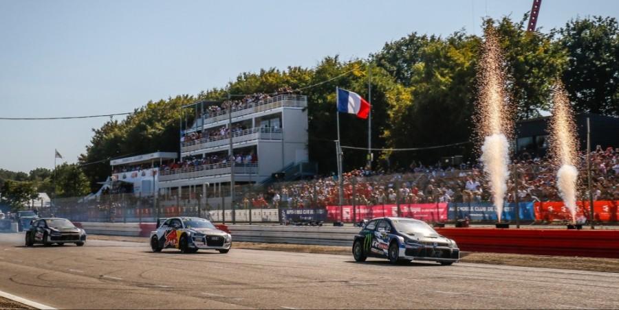 WRX | Francia: Audi spreca, Kristoffersson vince ancora