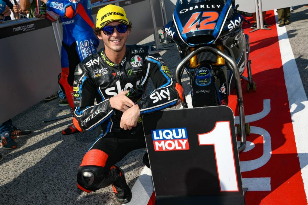 Moto2 | GP San Marino: Bagnaia domina senza sconti, Oliveira secondo in rimonta