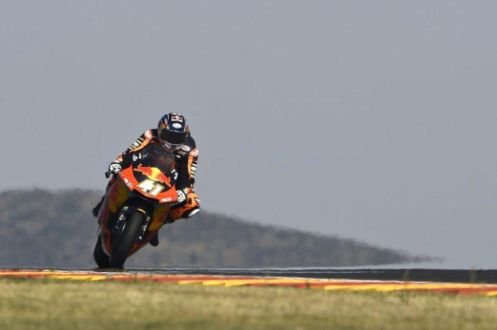 Moto2 | GP Aragón: Brad Binder a segno per la seconda volta quest'anno