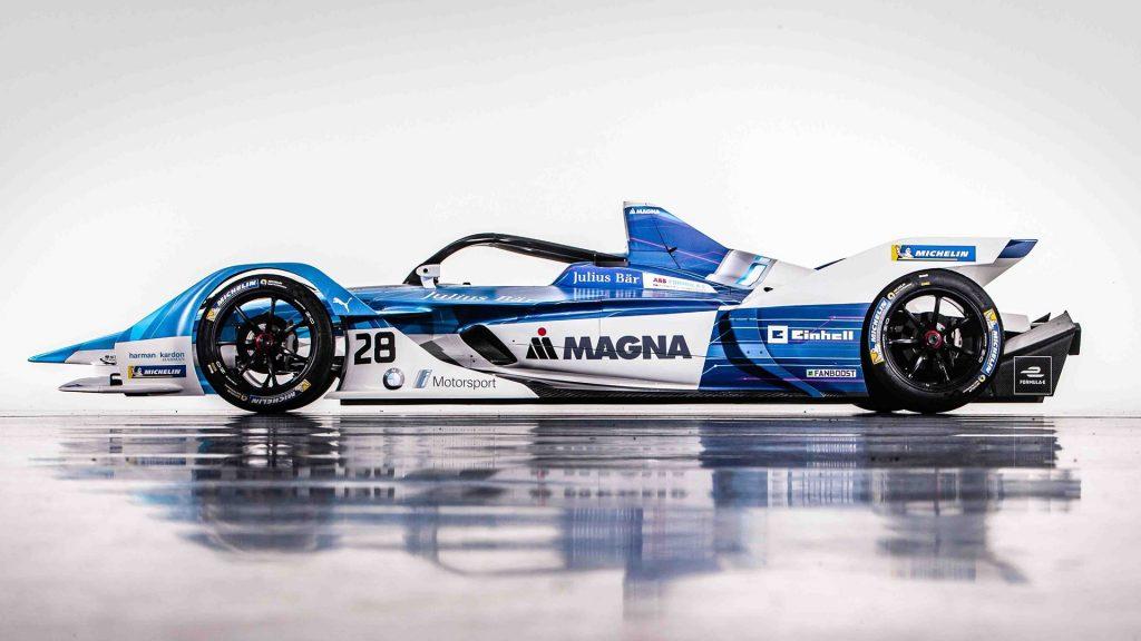Formula E | BMW presenta il suo team, Sims al fianco di da Costa