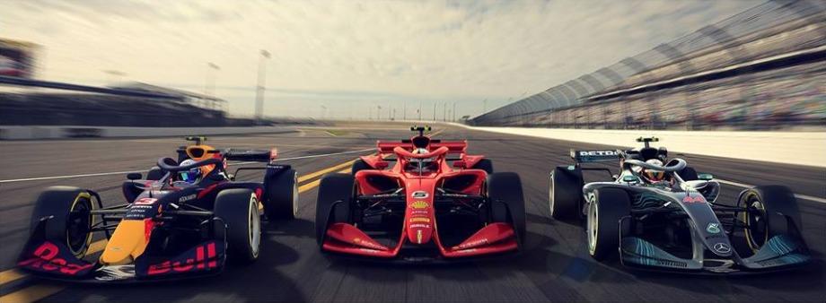 F1 | Svelati alcuni concept sulle monoposto 2021
