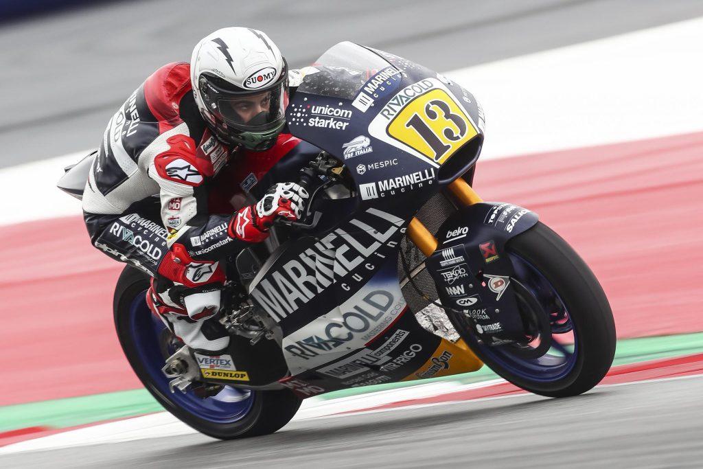 Moto2 | La Federazione Motociclistica ritira la licenza a Fenati. Lui: