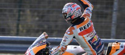MotoGP | GP Aragón: Poker ad Alcañiz di Marc Márquez